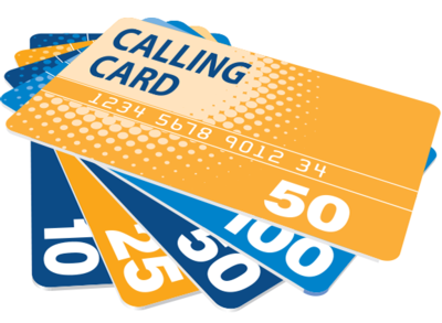 prepaid calling card overview - Calling Card